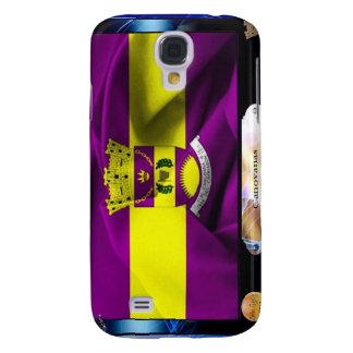 Cover Banderas Canovanas Galaxy S4 Case
