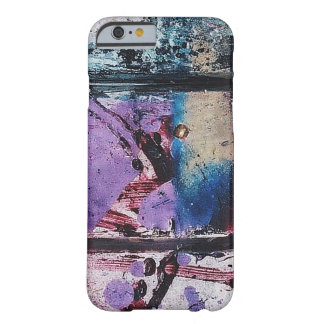 COVER CASE IPHONE 6/6S WALL PAINT DESIGN