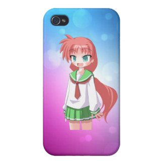 Cover CASE Savvy For iPhone 4 animates iPhone 4 Cases