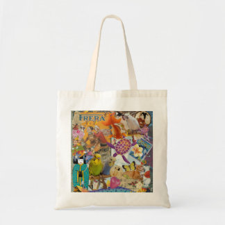 Cover Collage 2010 tote bag