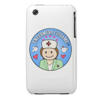Cover for Movable Gift Nurse Takes care of to me B iPhone 3 Case-Mate Case
