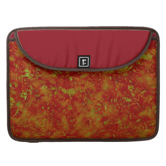 Cover for portable sleeve for MacBooks