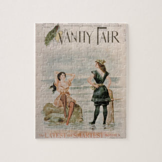 Cover for 'Vanity Fair', September 1896 (colour li Jigsaw Puzzle