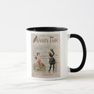 Cover for 'Vanity Fair', September 1896 (colour li Mug