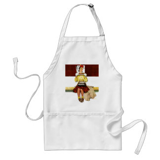 Cover Girl Aprons