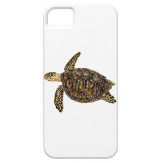 Cover/Housing of Iphone mobile 5S Turtle sea iPhone 5 Cases