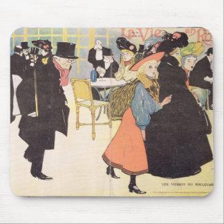 Cover illustration for 'La Vie en Rose', 1903 (col Mouse Pad