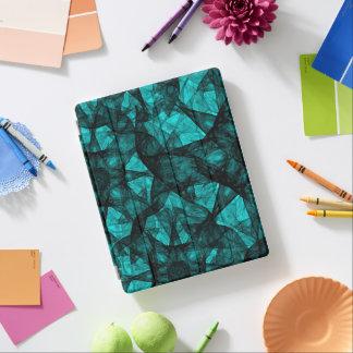 Cover iPad 2/3/4 Fractal Art