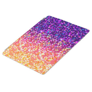 Cover iPad 2/3/4 Glitter Graphic Background iPad Cover