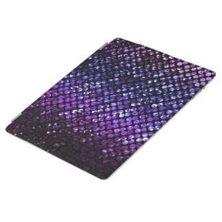 Cover iPad 2/3/4 Purple Crystal Bling Strass iPad Cover