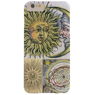 Cover iPad iPhone Sun and Moon and Spheres