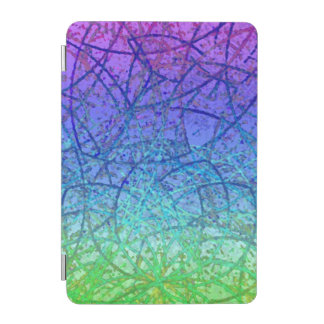 Cover iPad Mini Grunge Art Abstract