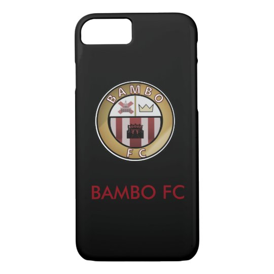 Cover iPhone7/8 BAMBO FC