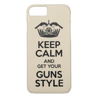 Cover iPhone Keep Calm