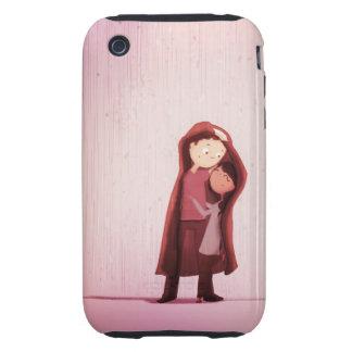 cover me iphone case iPhone 3 tough case
