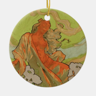 Cover of Score and Libretto of the opera 'Iris', 1 Christmas Ornament