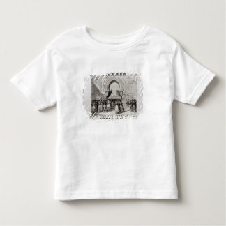 Cover of the score of piano quadrille toddler T-Shirt