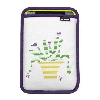 Cover plants for ipad iPad mini sleeve