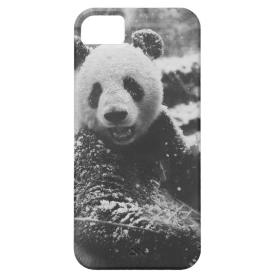 """Cover to iPhone 5 """"Panda"""""""