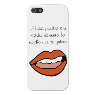 Cover to say that you want to him iPhone 5 cover