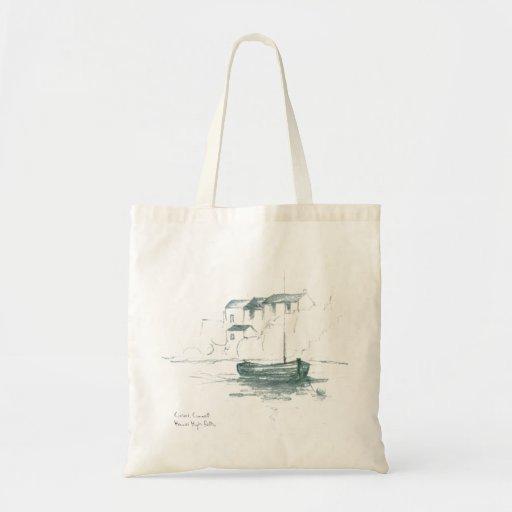 Coverack, Cornwall Tote Bag