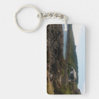 Coverack Cornwall England Photo Key Ring