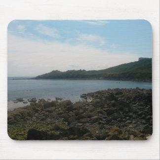 Coverack Cornwall England Photo Mouse Mat