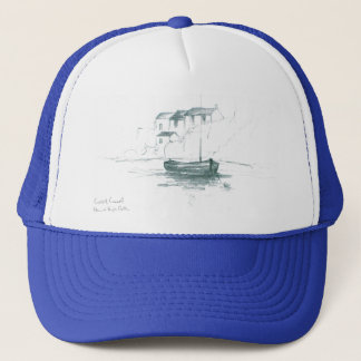 Coverack, Cornwall Trucker Hat