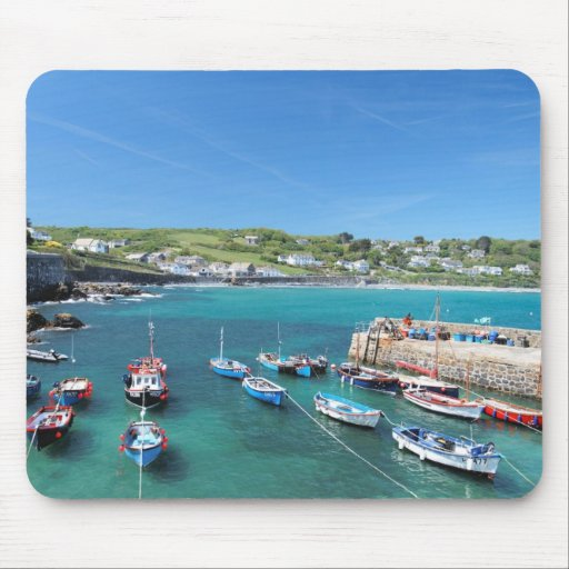 Coverack Mousepads