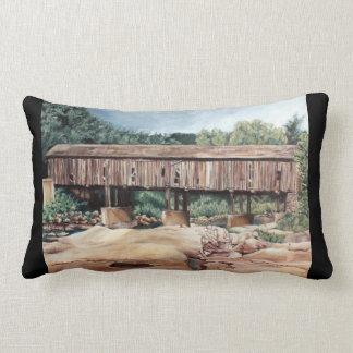 Covered Bridge Lumbar Cushion