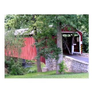 Covered Bridge Postcards