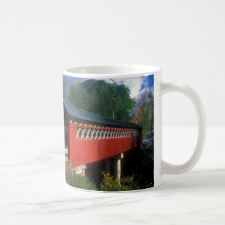 Covered Bridge Vermont Coffee Mug