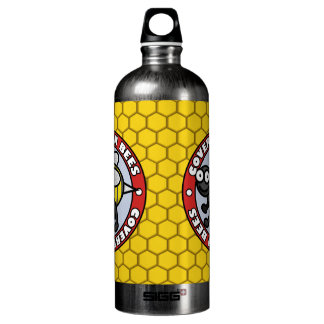 Covered in Bees 2 SIGG Traveller 1.0L Water Bottle