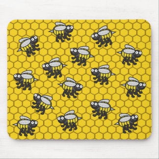 Covered in Bees Mousepad 2