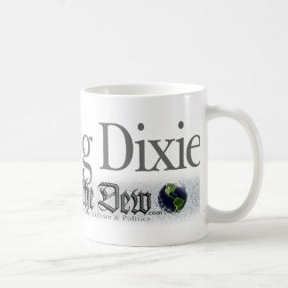 Covering Dixie Like the Dew Basic White Mug