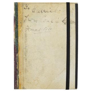Coverless Broken Vintage Book From Xmas 1910