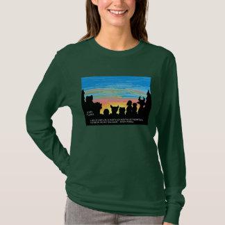 """Covey Logic """"Camp Life"""" T-shirt"""