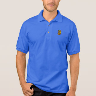 Covey Logic Cub Blue Polo T-shirts