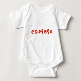 Covfefe babygrow baby bodysuit