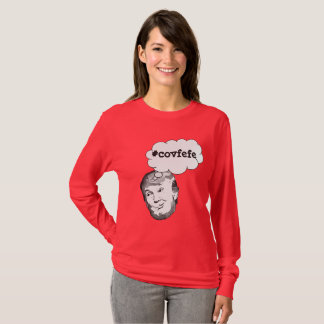 #covfefe Donald Trump Funny Tweet Shirt