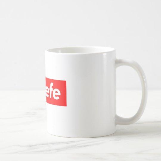 Covfefe Supreme Box Logo Mug Donald Trump