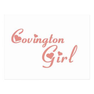 Covington Girl tee shirts Postcard