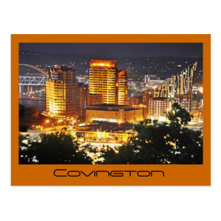 Covington, Kentucky, USA Postcard