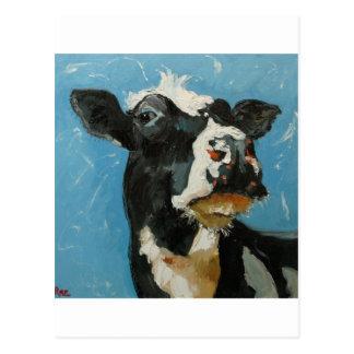 Cow#191 Postcard