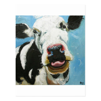 Cow#206 Postcard