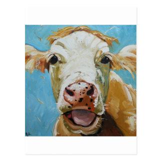 Cow#310 Postcard