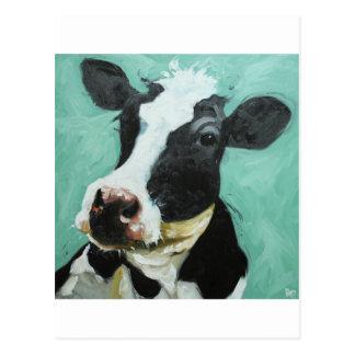 Cow#350 Postcard