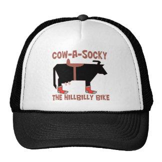 Cow A Socky Trucker Hat