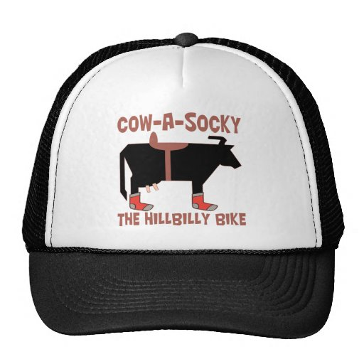 Cow A Socky Hats