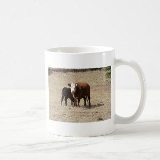 Cow and Baby mug